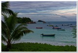 The Seychelles - Praslin and La Digue