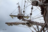 El-Galeon: Foremast and Crow's Nest