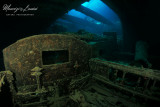 Le stive del relitto del S.S.Thistlegorm , The holds of S.S.Thistlegorm wreck