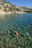 Krk Island, Stara Baska Coast