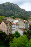 Sintra, View from Correnteza Garden