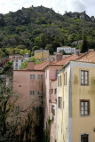 Sintra village and the Moorish Castle
