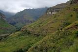 Drakensberg Mountains, Tugela Gorge Walk