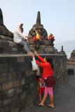 Borobodur Temple, Java Island, Indonesia