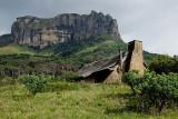 Drakensberg Mountains, Thendele Upper Camp