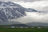 Road 1 to Akureyri