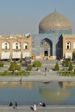 Esfahan, Masjed-e Sheikh Lotfollah from Ali Qapu Palace