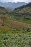Drakensberg Mountains, Giant's Castle Trail