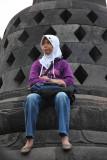Borobudur Temple, Java Island, Indonesia