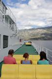 Ferry from Stinica to Misnjak