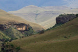 Drakensberg Mountains, Giant's Castle