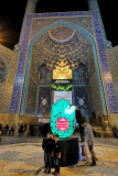 Esfahan, Ashura, the Martyrdom of Imam Hussein at Nasqh-e Jahan Square
