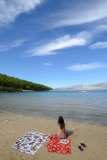 Lovrecina Beach, Brac Island