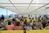 Ferry from Split to Brac Island