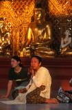 Yangon, at Shwedagon Paya