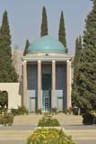 Shiraz, Aramgah-e Sadi