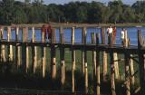 U Bin Bridge, Amarapura