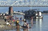 Inwa Bridge, Mandalay