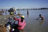 Near Inwa Bridge, Mandalay