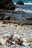 Grota Beach, Portugal