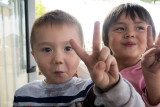 Uyghur Children 2