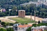 Temple of Olympian Zeus, Athens 1