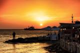 Mykonos Sunset 1