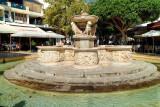 Morosini Fountain, Iraklio, Crete
