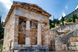 Treasury Of The Athenians 2