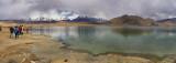 Karakul Lake Panorama