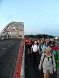 The Bridge; van noord naar zuid.