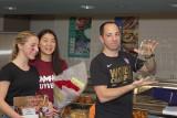 Stuyvesant High School Swim Team Honors Coach Bologna 2017-03-20
