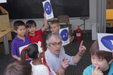NEST+m 2nd Grade visit to NYU physics and chemistry departments 2017-05-31