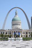 St Louis and St Charles (Missouri)