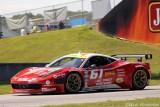 R. Ferri/AIM Motorsport Racing with Ferrari
