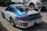 GT-Muehlner Motorsports America Porsche 997 GT3 Cup