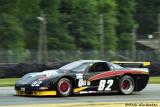 28TH 3AGT DICK GREER/JOHN FERGUS  Dick Greer Racing - Wendy's  Chevrolet Corvette