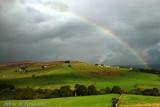 Hill End rainbow