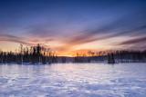 Blue Hour at Audie Lake