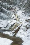 Winter at Morgan Falls