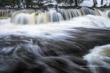 Upper Bond Falls, Winter 4