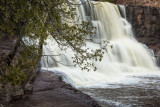 Gooseberry Falls, close up