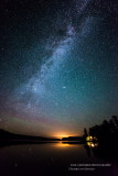 Milky Way at Clearwater Lake