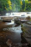 Manido Falls with swirl 2