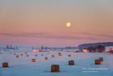 Setting full moon 2