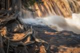 Gooseberry Falls, close-up