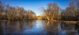 Chippewa river, panorama