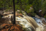 At Amnicon Falls state park 2