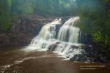 Upper Falls, At Gooseberry Falls State park