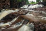 Fifth Falls, close-up